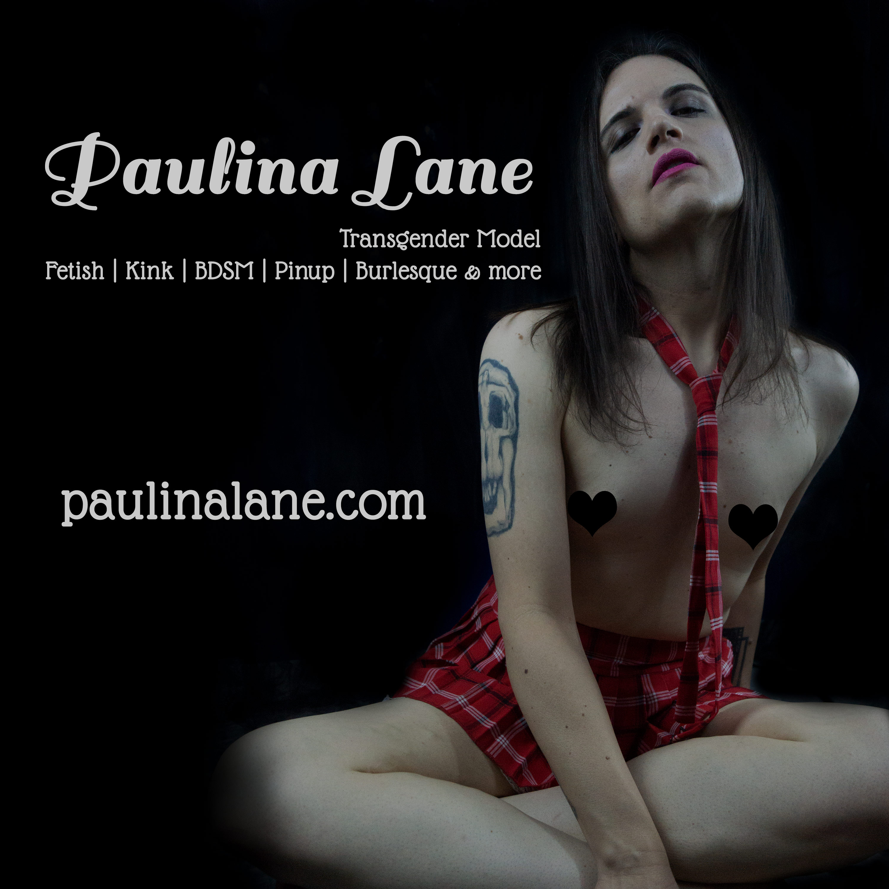 Paulina Lane | Trans Girl | Trans Model