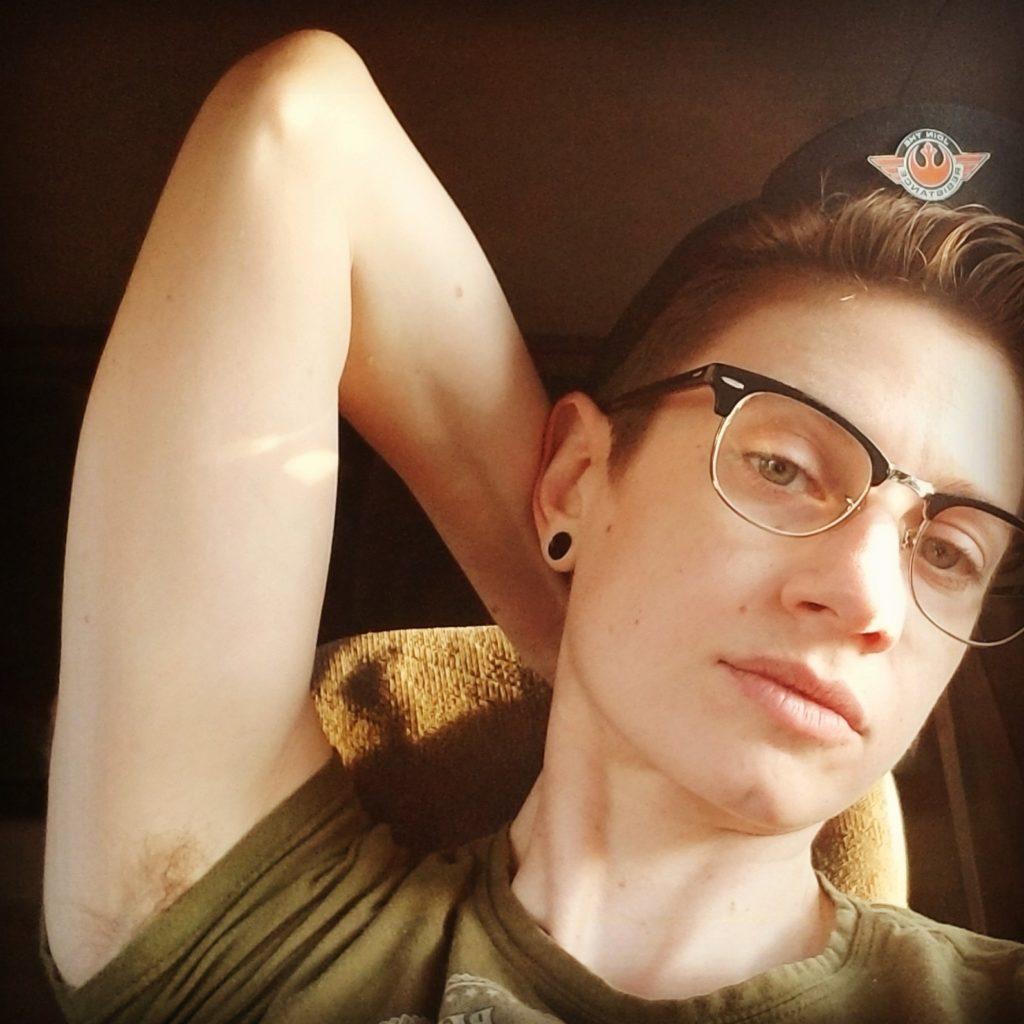Juniper Jack Trans Male Model